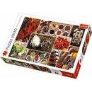 Trefl Puzzle 1000 Parça Spices, Collage Puzzle