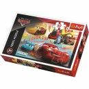 Trefl Puzzle 30 Parça Cars 3 Champion Team, Disney Puzzle