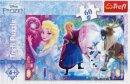 Trefl Puzzle 60 Parça Frozen Suprise For Elsa, Disney Puzzle