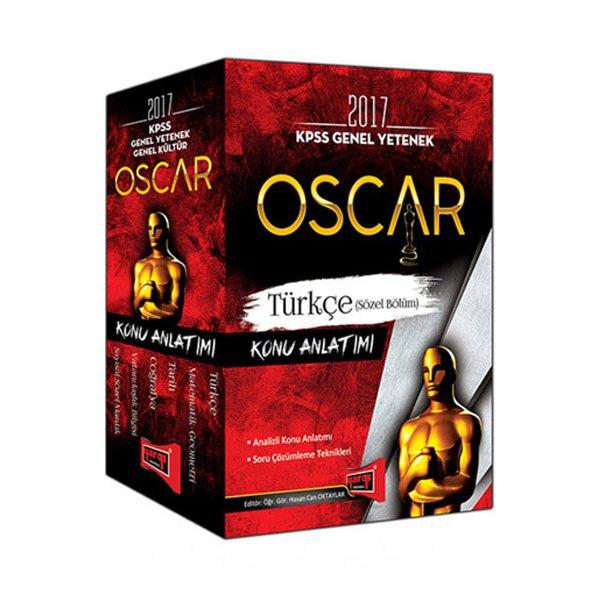 KPSS Oscar Genel Yetenek Genel Kültür Konu Anlatımlı Modüler Set 5 Kitap Yargı Yayınları