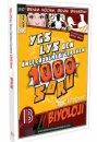 YGS LYS den Önce Çözülmesi Gereken 1000 Biyoloji Soru Bankası Benim Hocam Yayınları