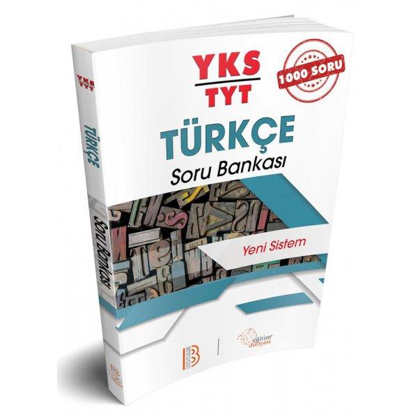YKS-TYT 1000 Türkçe Soru Bankası Benim Hocam Yayınları