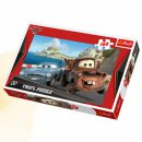 Trefl 160 Cars 2, Mater And Fin, Disney