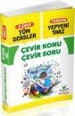 2. Sınıf Tüm Dersler Çevir Konu Çevir Soru İnovasyon Yayınları