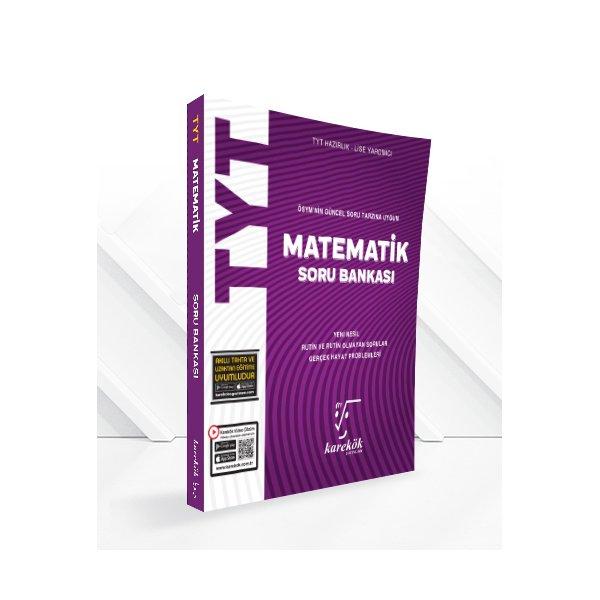 TYT Matematik Soru Bankası Karekök Yayınları