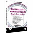 İnsan Hakları ve Demokratikleşme Özgün Soru Bankası 4T Yayınları