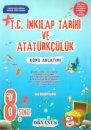 8. Sınıf T.C. İnkilap Tarihi ve Atatürkçülük Konu Anlatımlı Okyanus Yayınları