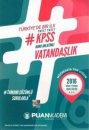 2016 KPSS Tweet Tweet Vatandaşlık Konu Anlatımlı Puan Akademi Yayınları