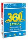 8. Sınıf LGS 360 Derece Sayısal Soru Bankası Cep Boy Tonguç Akademi Yayınları