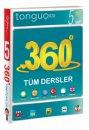 5. Sınıf 360 Derece Tüm Dersler Soru Bankası Tonguç Akademi Yayınları