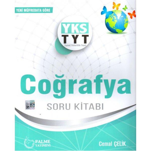TYT Coğrafya Soru Kitabı Palme Yayınları