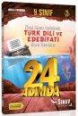 9. Sınıf Türk Dili ve Edebiyatı 24 Adımda Özel Konu Anlatımlı Soru Bankası Sınav Yayınları