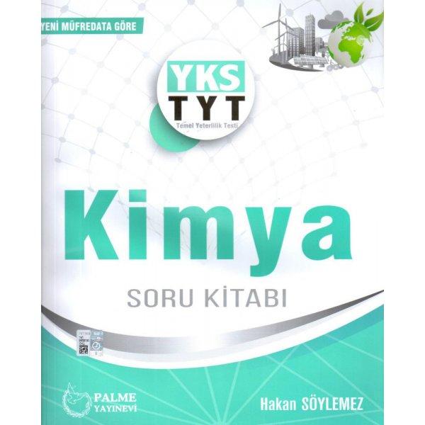TYT Kimya Soru Kitabı Palme Yayınları