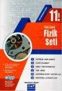 11. Sınıf Fen Lisesi Fizik Seti Çap Yayınları
