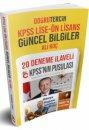 2018 KPSS Lise-Önlisans Güncel Bilgiler  Doğru Tercih Yayınları