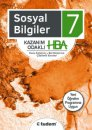 7. Sınıf Sosyal Bilgiler Kazanım Odaklı HBA Tudem Yayınları