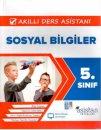 5. Sınıf Sosyal Bilgiler Akıllı Ders Asistanı Asistan Yayınları