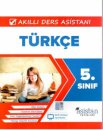 5. Sınıf Türkçe Akıllı Ders Asistanı Asistan Yayınları