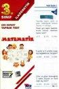 3. Sınıf Matematik Çek Kopart Yaprak Test Açı Yayınları