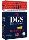 2019 DGS VIP Çek Kopartlı Yaprak Test Yargı Yayınları