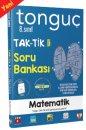 8. Sınıf Matematik Taktikli  Soru Bankası Tonguç Akademi