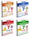7. Sınıf Akıllı Defter Serisi Arı Yayınları 4 Kitap