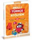 TürkçeMino Akıllı Türkçe Atölyem 4. Sınıf Soru Bankası Arı Yayınları