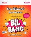 7. Sınıf Fen Bilimleri  Bil Bang Soru Bankası Kültür Yayınları