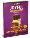 Joyful Worksheets 5. Sınıf Bee Publishing