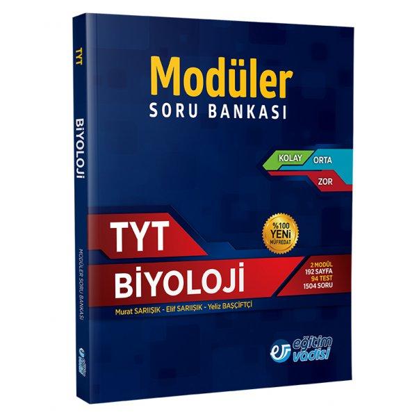 TYT Biyoloji Modüler Soru Bankası Eğitim Vadisi Yayınları