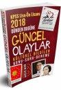 2018 Lise-Ön Lisans Dünden Bugüne Güncel Olaylar Kültürel Bilgiler Konu - Soru - Deneme Benim Hocam Yayınları
