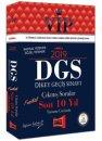 2019 DGS VIP Sayısal - Sözel Yetenek Son 10 Yıl Tamamı Çözümlü Fasikül Çıkmış Sorular Yargı Yayınları