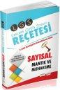 LGS Sayısal ve Mantık Muhakeme Reçetesi Editör Yayınları Angora Serisi