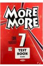 More and More 7 English Test Book Kurmay ELT