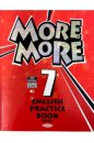 More and More 7 English Practice Book Kurmay ELT