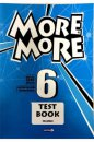 More and More 6 English Test Book Kurmay ELT