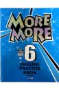 More and More 6 English Practice Book Kurmay ELT