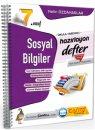 7.Sınıf Sosyal Bilgiler Hazırlayan Defter Çanta Yayınları