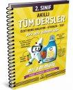 Arı Yayınları 2. Sınıf Akıllı Tüm Dersler Özet Konu Anlatımı Etkinlik Test