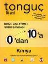 10. Sınıf 0 dan 10 a Kimya Konu Anlatımlı Soru Bankası Tonguç Akademi