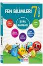 7. Sınıf Fen Bilimleri Soru Bankası Evrensel İletişim Yayınları