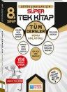 8. Sınıf Tüm Dersler Süper Tek Kitap Konu Anlatımlı Evrensel İletişim Yayınları