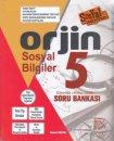 5. Sınıf Sosyal Bilgiler Soru Bankası Gama Yayınları