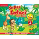 Cambridge Super Safari 1 Pupil s Book and Activity Book