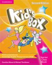 Cambridge Kid's Box Starter Class Book 2nd Edition