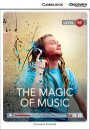 Cambrdige The Magic of Music Low Intermediate Book with Online Access