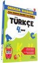 Doğan Akademi 4. Sınıf Türkçe Konu Anlatımlı Etkinlikli Test Kitabı