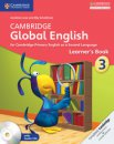 Cambridge Global English Stage 3 Learner's Book with Audio CDs and Activity Book