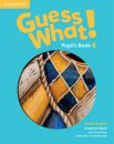 Cambridge Guess What! Level 6 Pupil's Book and Activity Book British English
