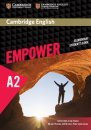 Cambridge English Empower Elementary A2 Student's Book and Workbook